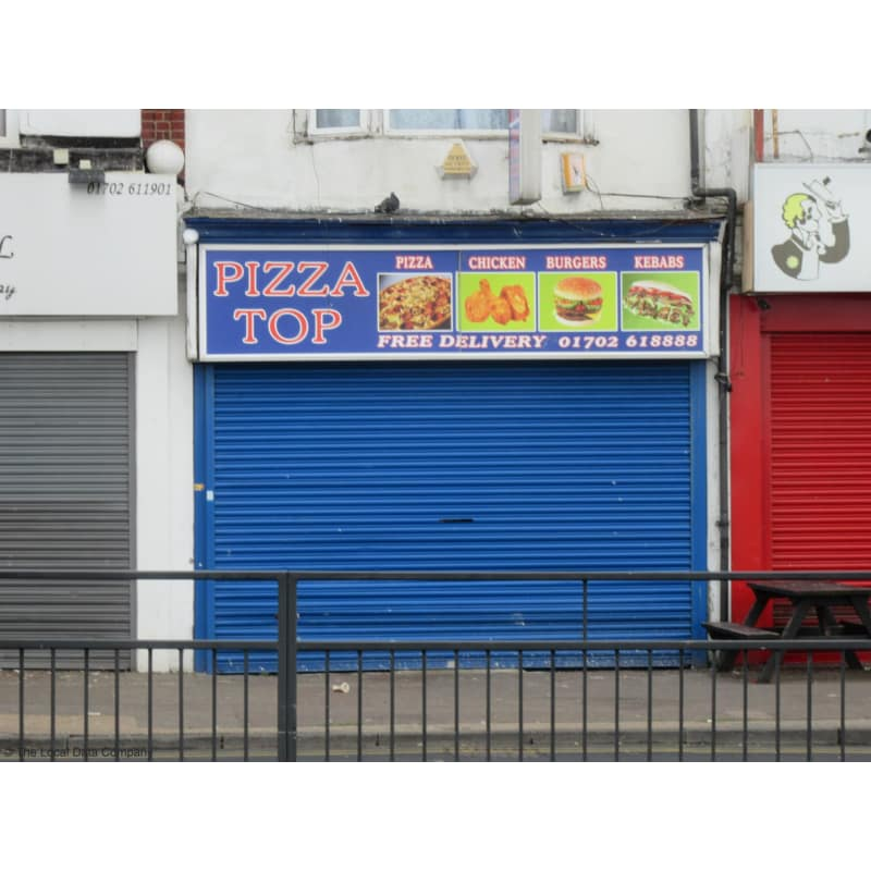 Pizza Top Southend On Sea Pizza Delivery Takeaway Yell