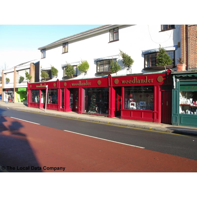 Woodlander ashby de la zouch gift shops yell reheart Images