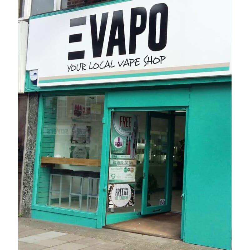 Evapo Vape Shop - Epsom, Epsom | Tobacconists - Yell