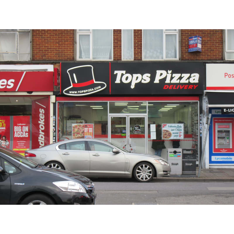 Tops Pizza Slough Pizza Delivery Takeaway Yell