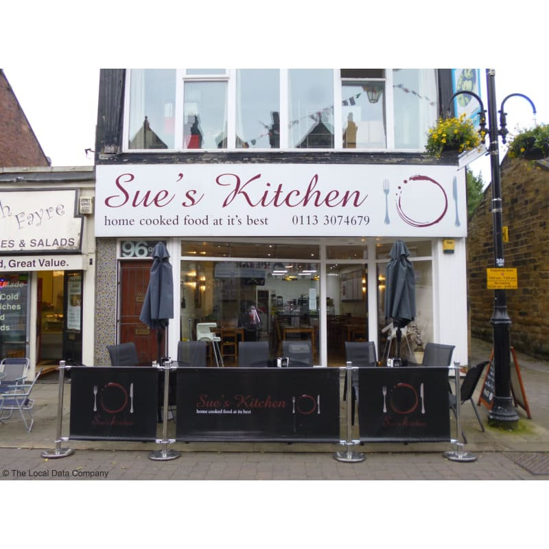 Sue S Kitchen Leeds Cafes Coffee Shops Yell
