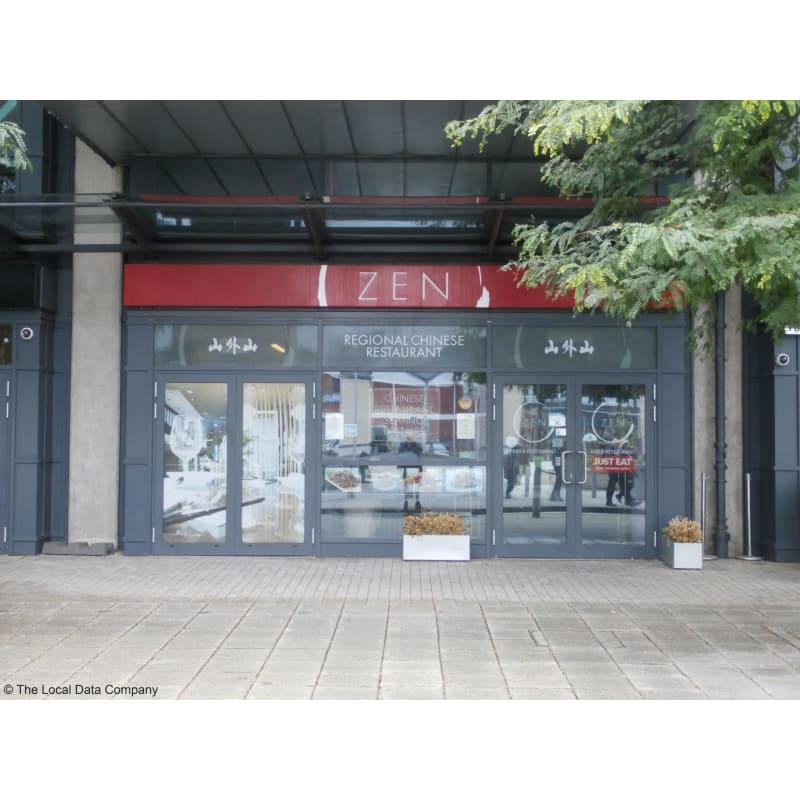 Zen Bristol Chinese Restaurants Yell