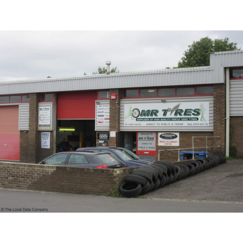 Home | Mr Tyres Andover