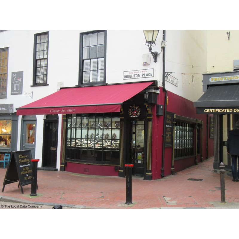Classic Jewellery Ltd, Brighton | Jewellers - Yell
