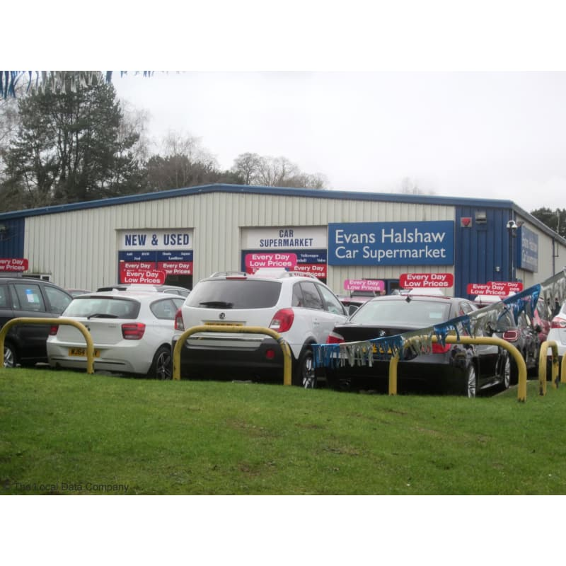 Evans Halshaw Used Cars Plymouth