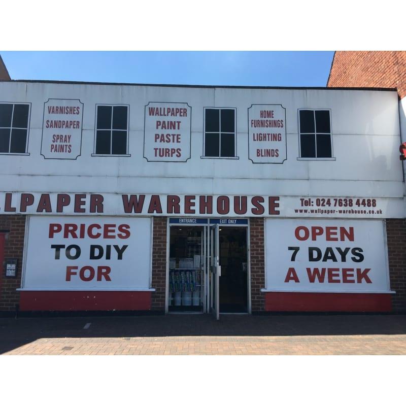 Wallpaper Warehouse Coventry Decorators Merchants Yell