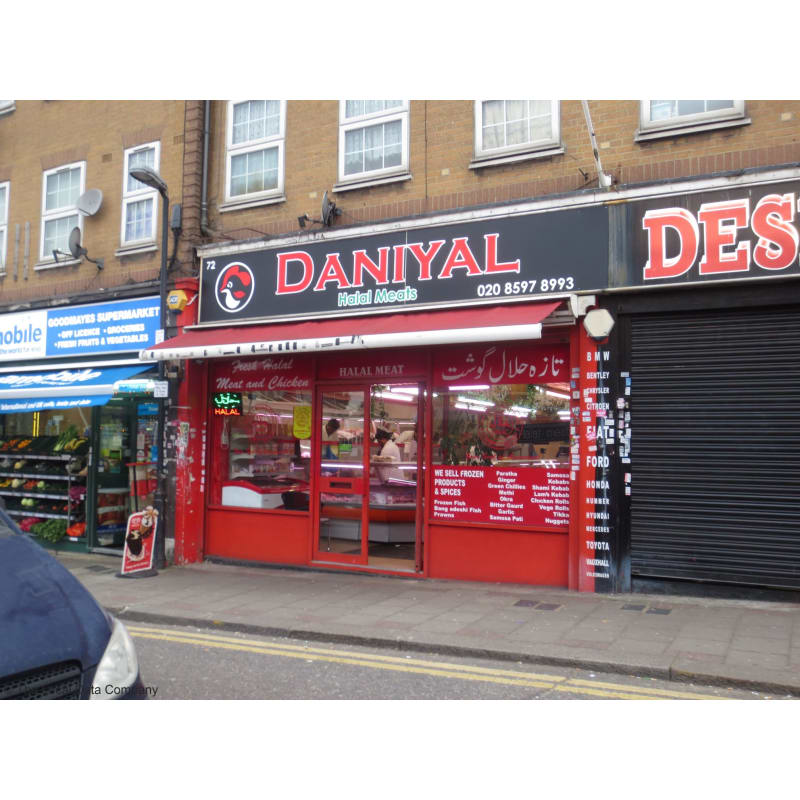 Daniyal Halal Meat, Ilford   Butchers - Yell