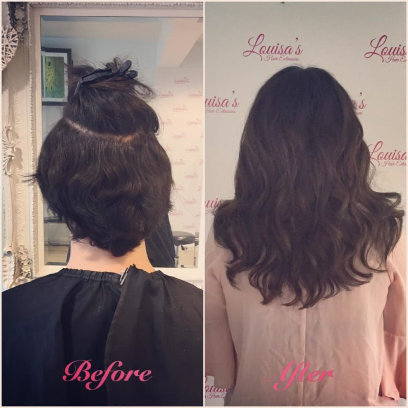Louisas Hair Extensions Leicester Mobile Hairdressers Yell