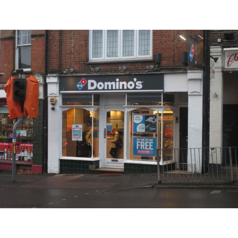 Dominos Pizza Harpenden Pizza Delivery Takeaway Yell
