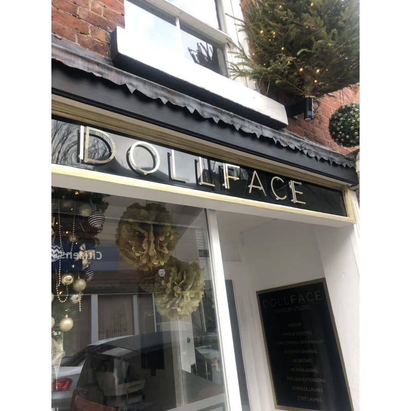 Dollface Makeup Studio Ltd, Congleton
