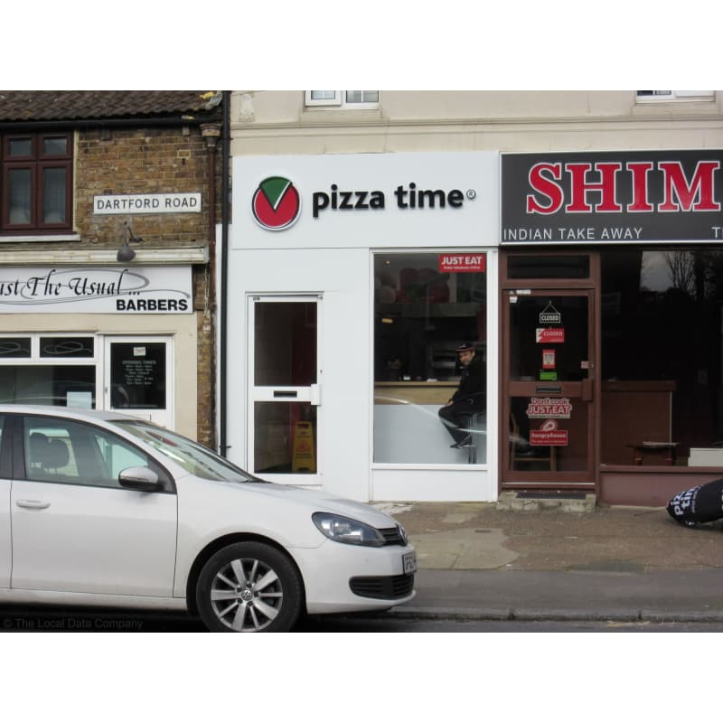 Pizza Time Dartford Pizza Delivery Takeaway Yell