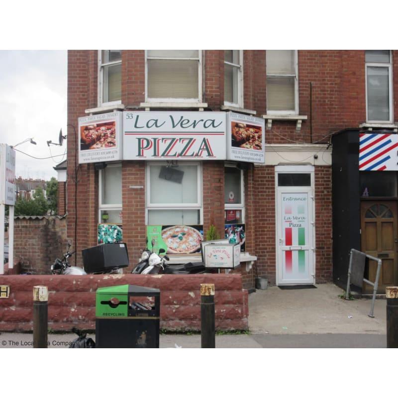 La Vera Pizza London Pizza Delivery Takeaway Yell