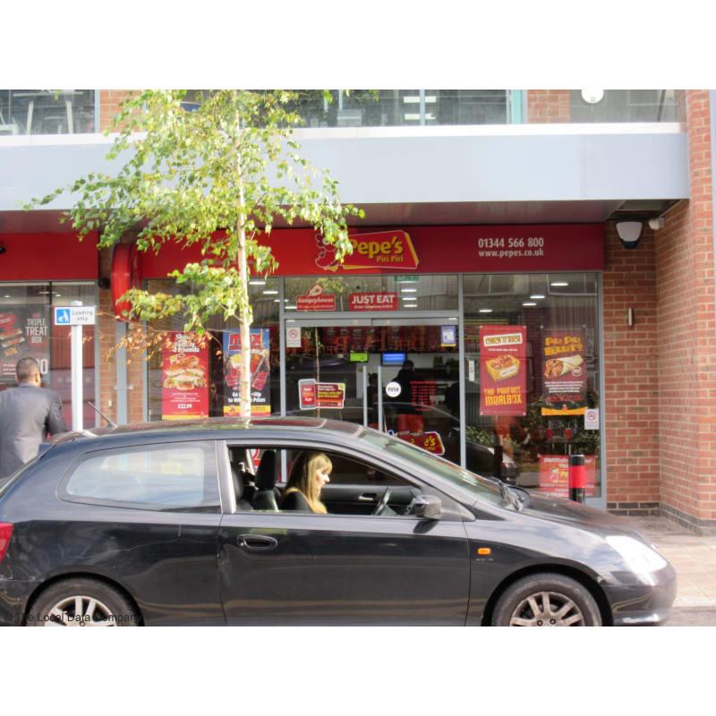 Pepes Piri Piri Bracknell Fast Food Restaurants Yell