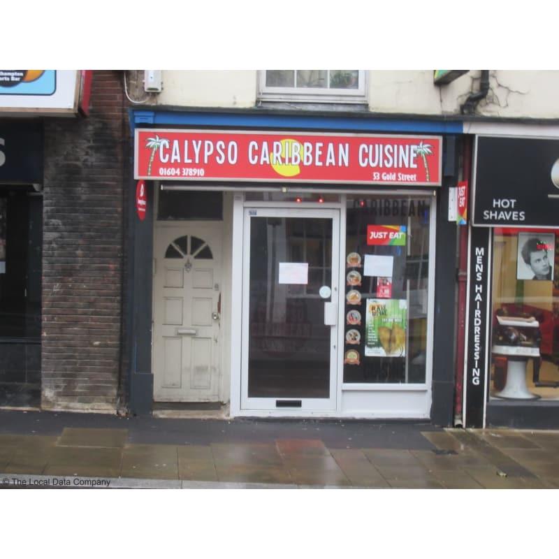 Calypso Caribbean Cuisine Northampton Fast Food