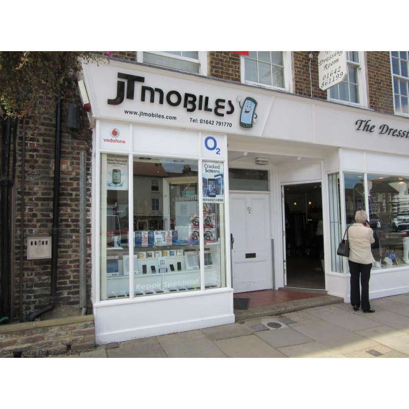 J T Mobiles Yarm Mobile Phone Repairs Yell