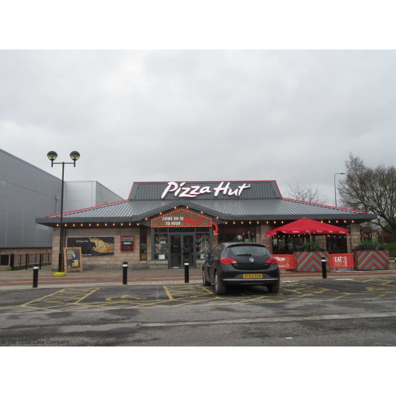 Pizza Hut Wigan Pizzerias Yell