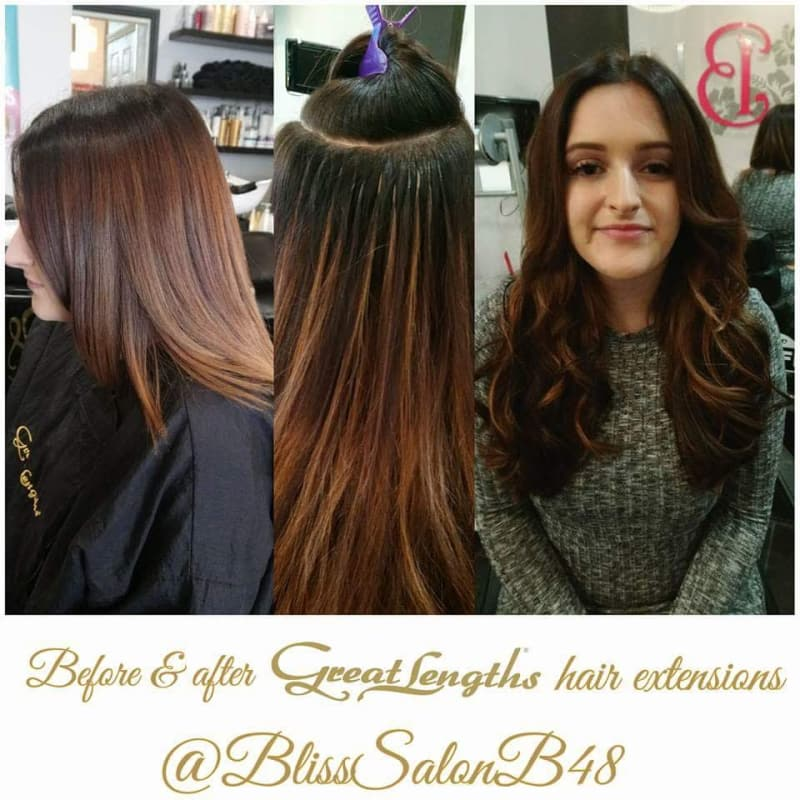Bliss Hair Therapy Birmingham Hair Extensions Yell