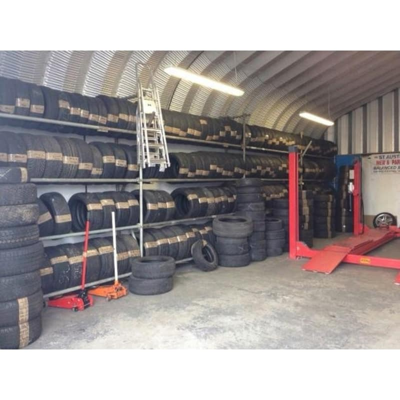 St Austell Discount Tyre & Brake Centre