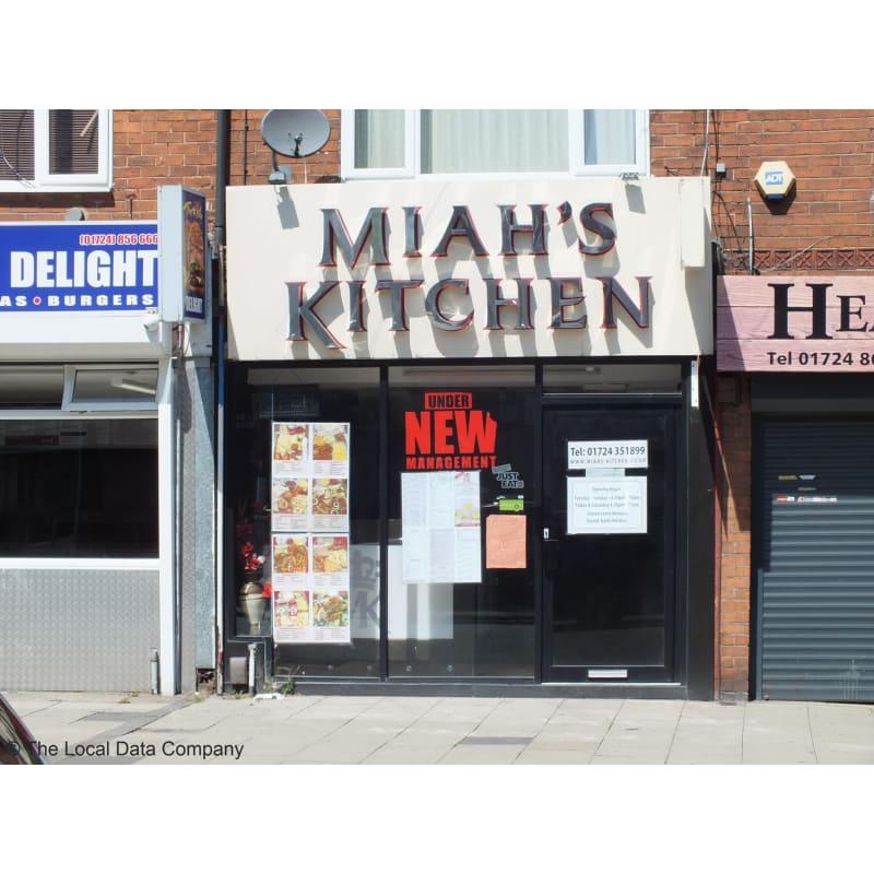 Miahs Kitchen Scunthorpe Takeaway Food Yell