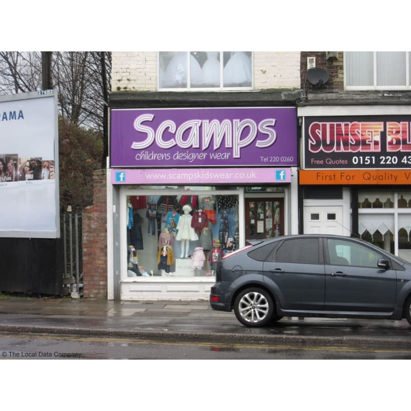 2c941f1168c7 Scamps, Liverpool | Children's & Babies' Clothes Shops - Yell