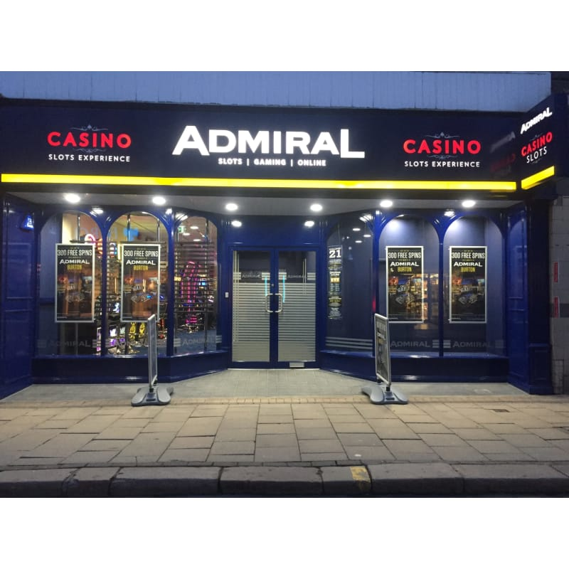 Admiral Casino Burton Burton On Trent Casinos Yell