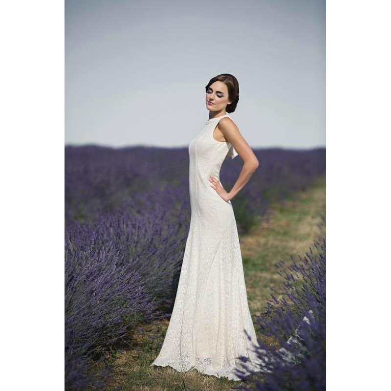 Encantador Monique Lhuillier Vestido De Novia Imagen - Vestido de ...