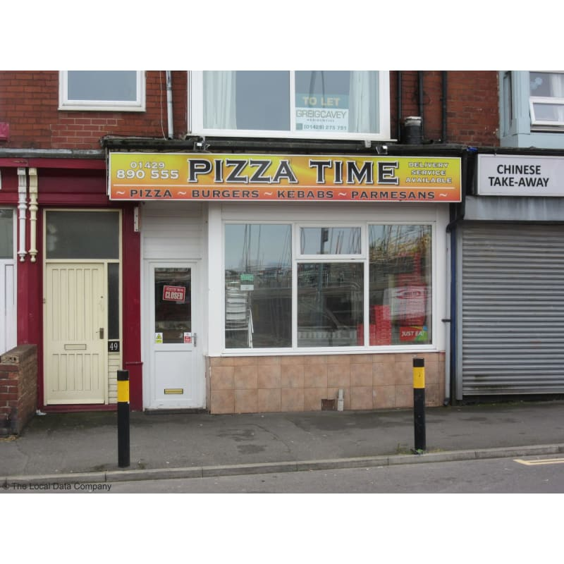Pizza Time Hartlepool Pizza Delivery Takeaway Yell