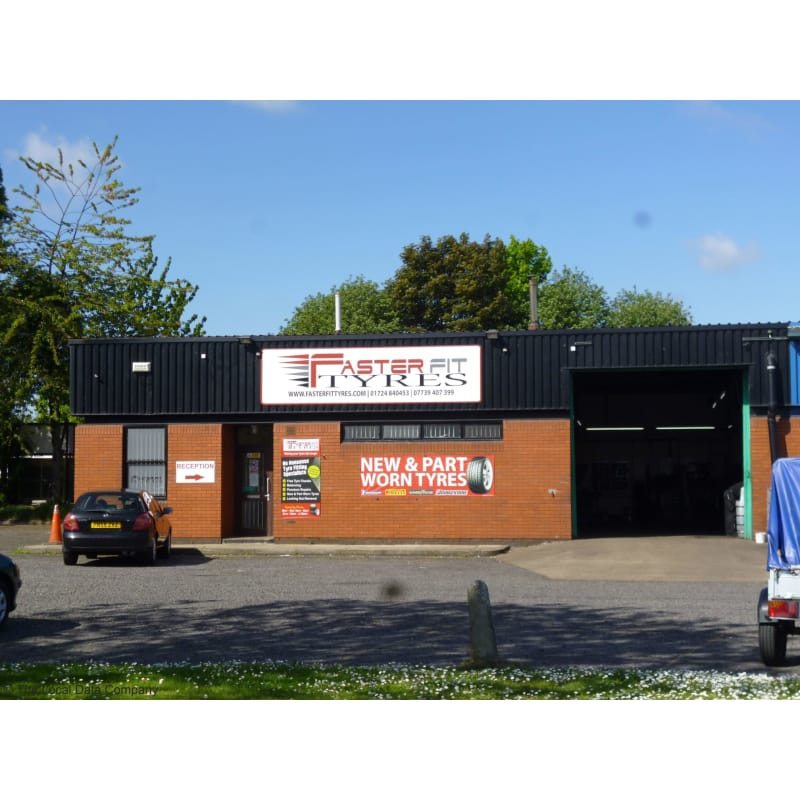 Tyre fitting in Scunthorpe, FASTER FIT