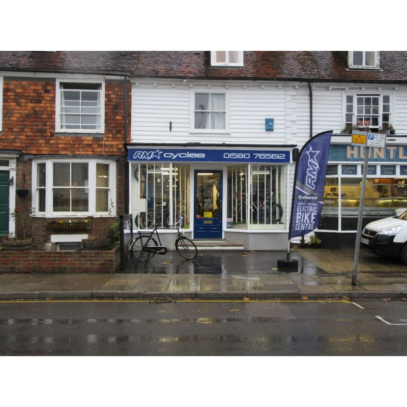 Rm Cycles Tenterden Cycle Shops Yell