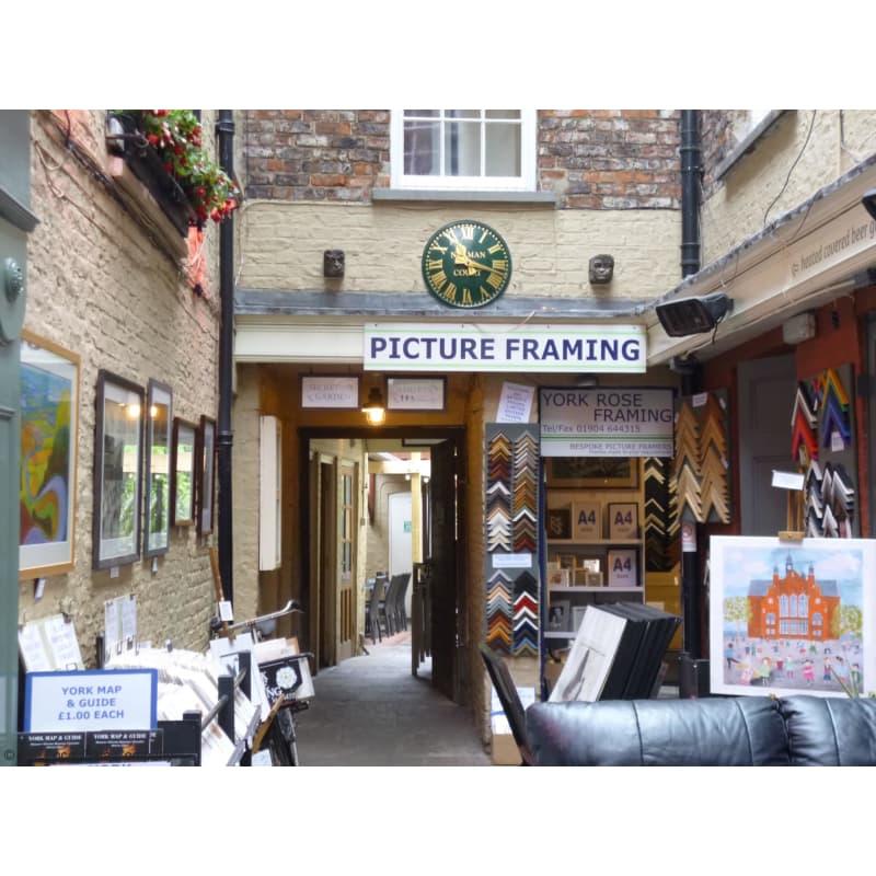 York Rose Framing, York   Picture Framers & Frame Makers - Yell