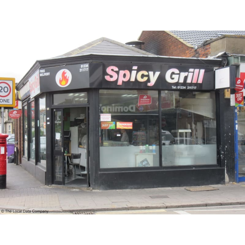 Spicy Grill Bedford Pizza Delivery Takeaway Yell
