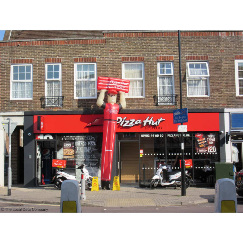 Pizza Hut Lancing Pizza Delivery Takeaway Yell