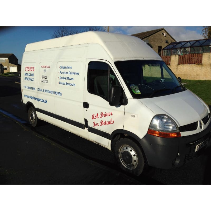 701ccdc504a92f Bradford Man   Van Removals