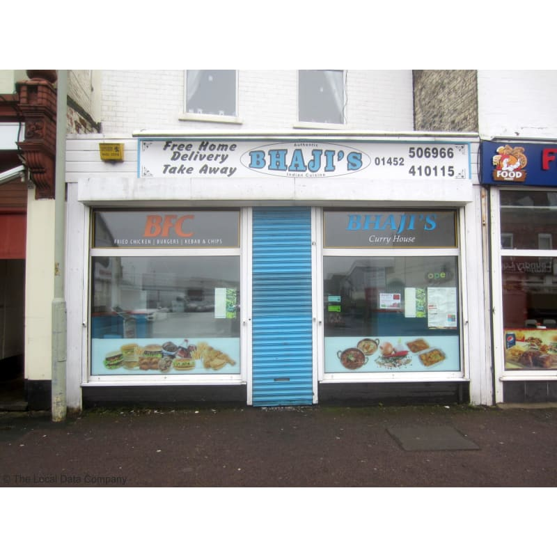 Bhajis Indian Takeaway Gloucester Takeaway Food Yell