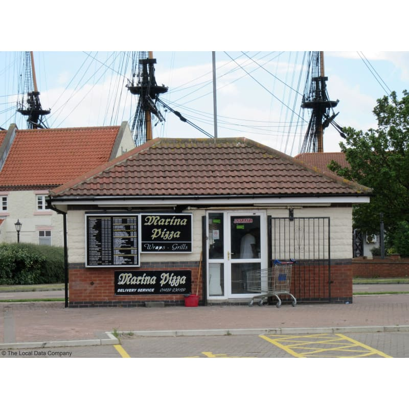 Marina Pizza Hartlepool Fast Food Restaurants Yell