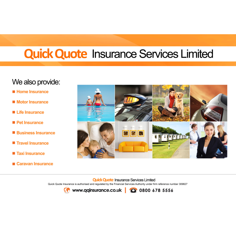 Quick Quote Insurance Services Ltd, Port Talbot | Insurance Intermediaries    Yell