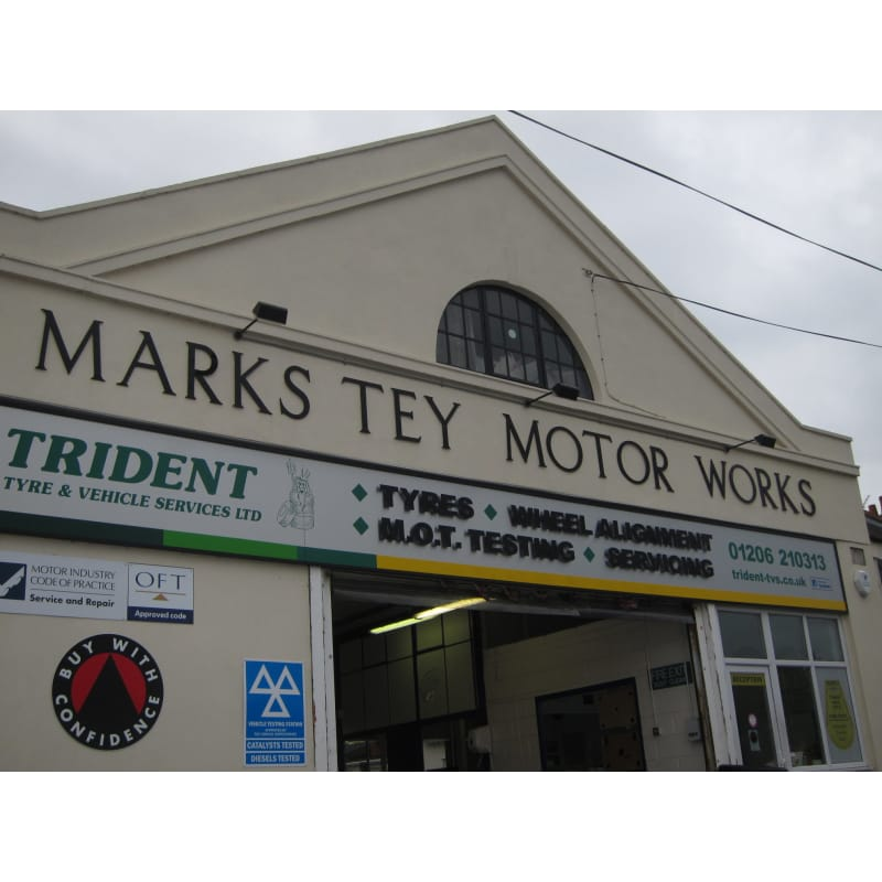Trident, Colchester | Garage Services - Yell