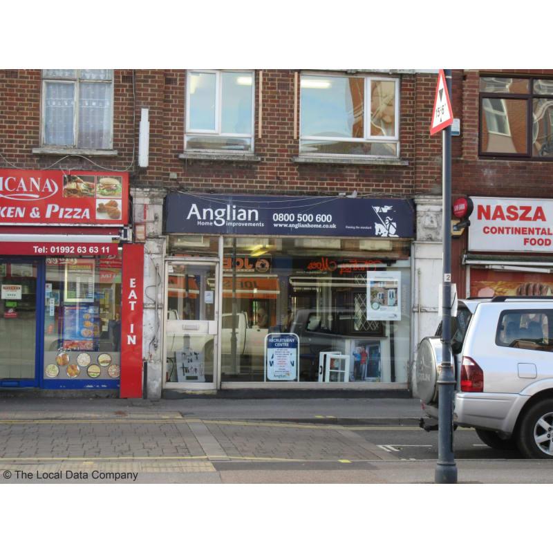 Anglian Home Improvements Anglian Windows Ltd Waltham Cross Double Glazing Installers Yell