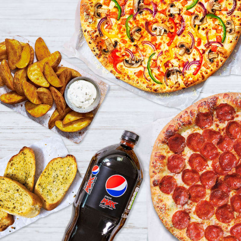 Pizza Hut Delivery Motherwell Food Drink Delivered Yell