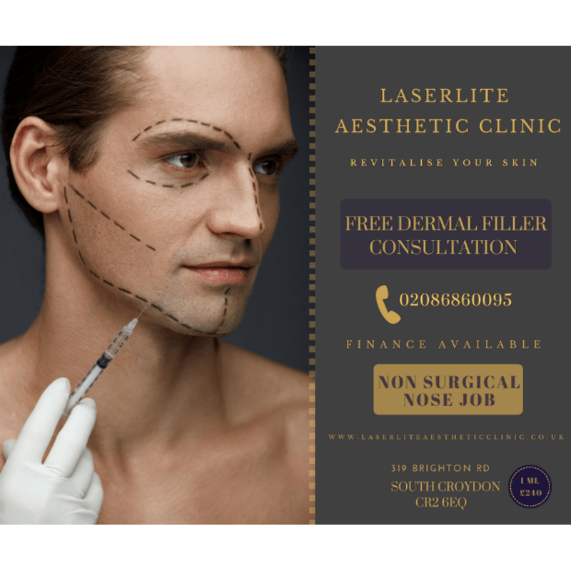Laserlite Aesthetic Clinic, South Croydon | Electrolysis & Laser