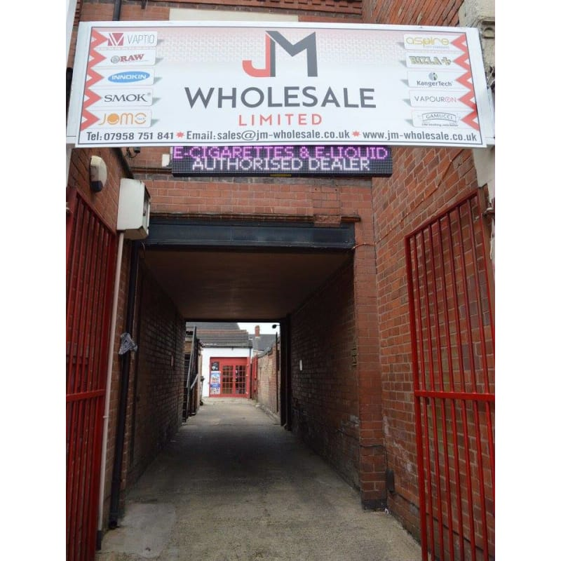 JM Wholesale Ltd, Leicester | Tobacconists - Yell