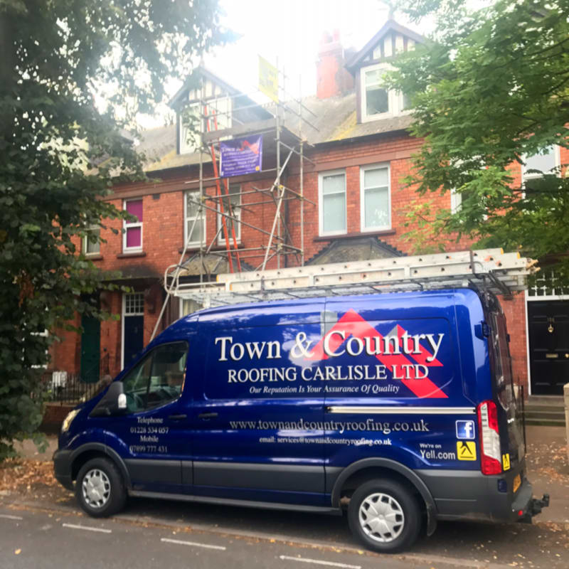 Town Country Roofing Carlisle Ltd Carlisle Roofing Services Yell