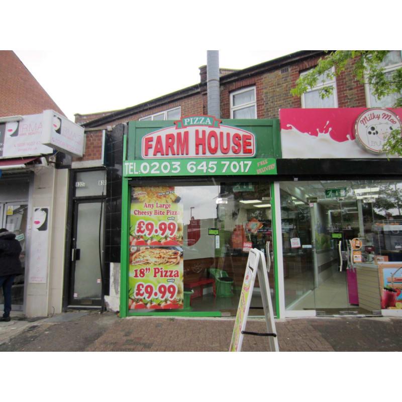 Farmhouse Pizza Wembley