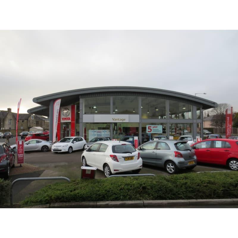 Vantage Toyota Colne Colne Garage Services Yell