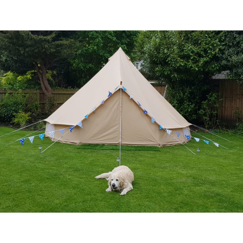 bell tent pole rubber stoppers