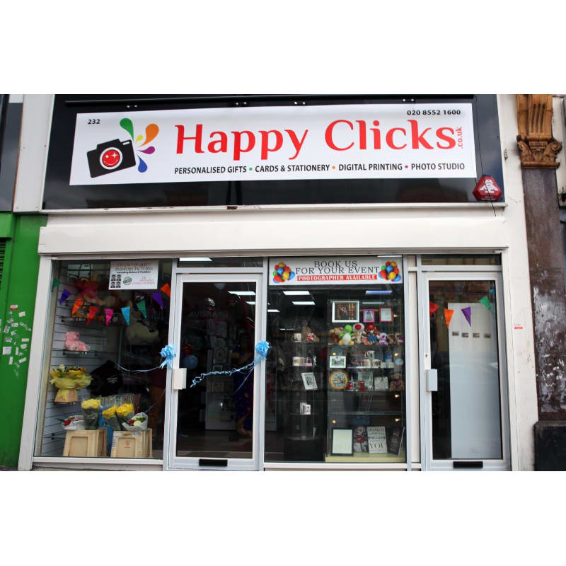 Happy Clicks, London   Photographic Processing & Printing - Yell