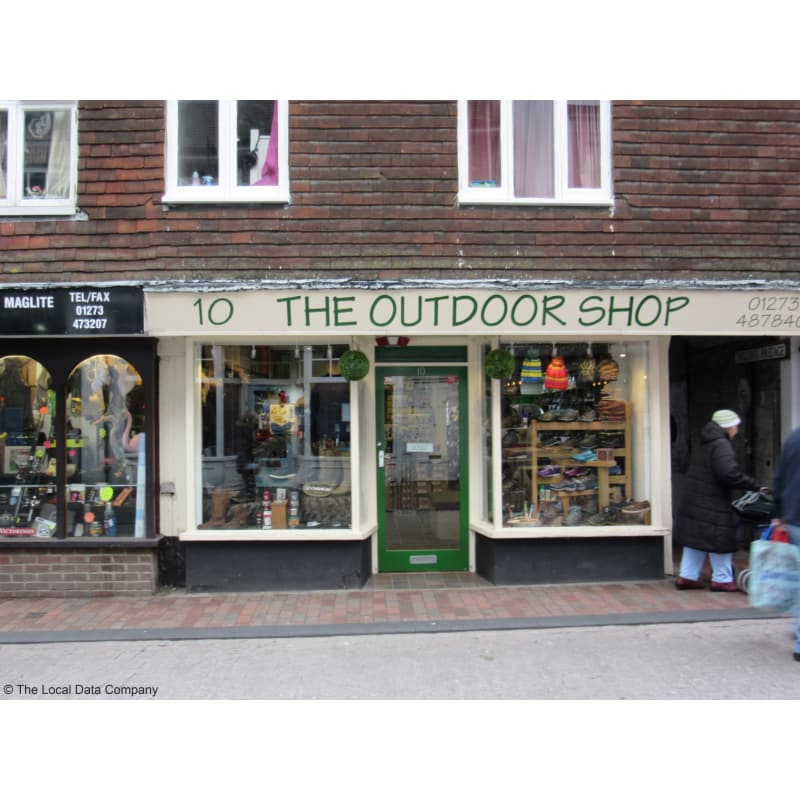 The Outdoor Shop Ltd,, Lewes   Sports Shops - Yell