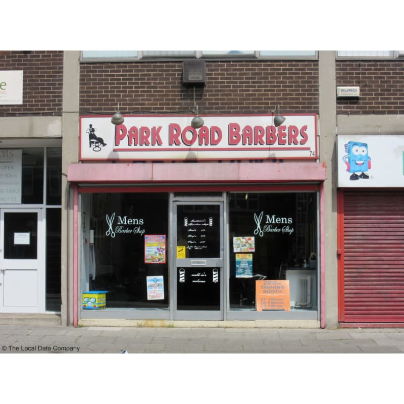 Park Road Barbers Hartlepool Barbers Yell