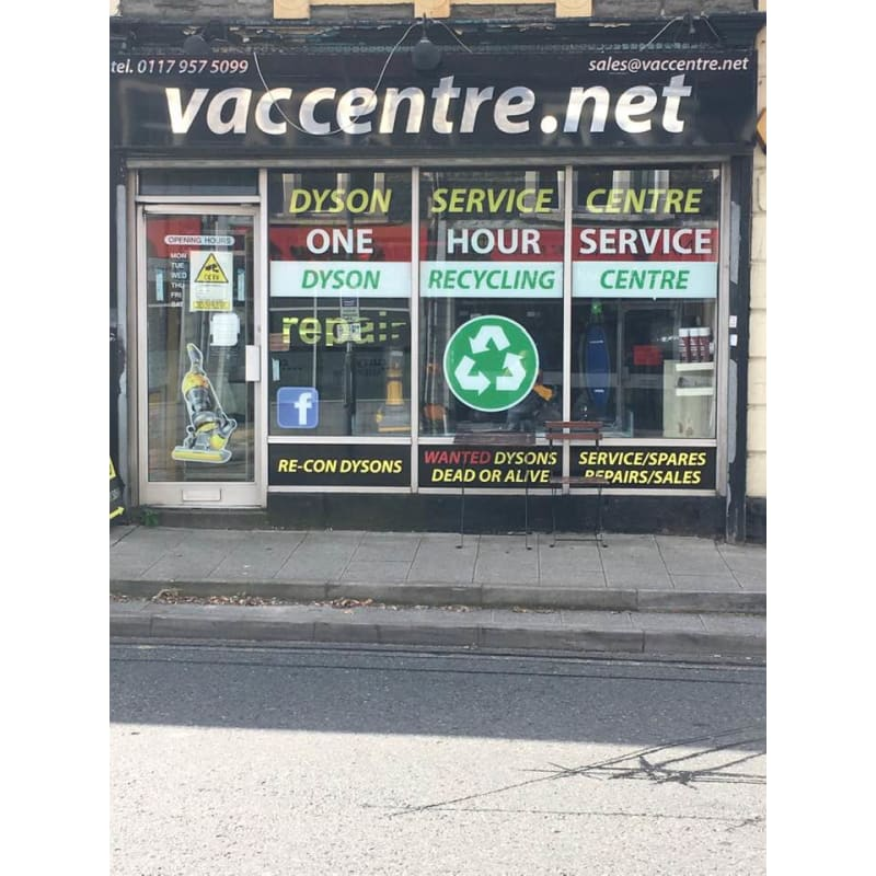 vaccentre net, Bristol | Vacuum Cleaners Repairs & Parts - Yell