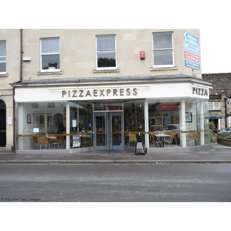Pizza Express Chippenham Pizzerias Yell